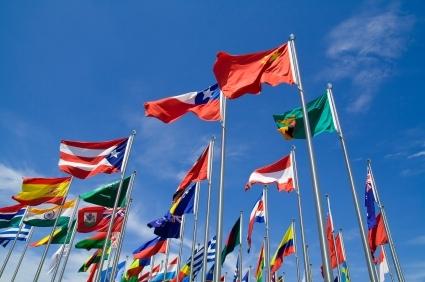 Evenementen agenda buitenland