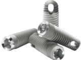 Tapered Screw-Vent